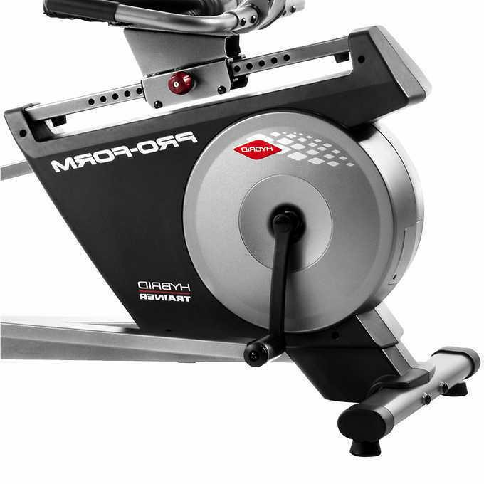 ProForm Trainer, Cycle