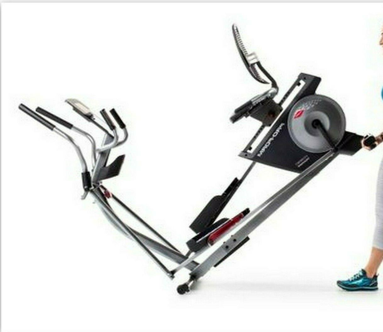ProForm Trainer, Elliptical and Cycle
