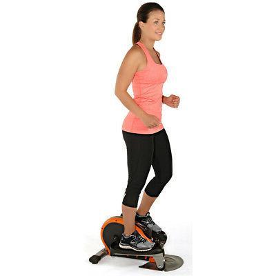 Stamina Elliptical Trainer, Orange