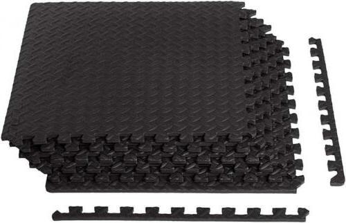 interlocking rubber floor mats waterproof