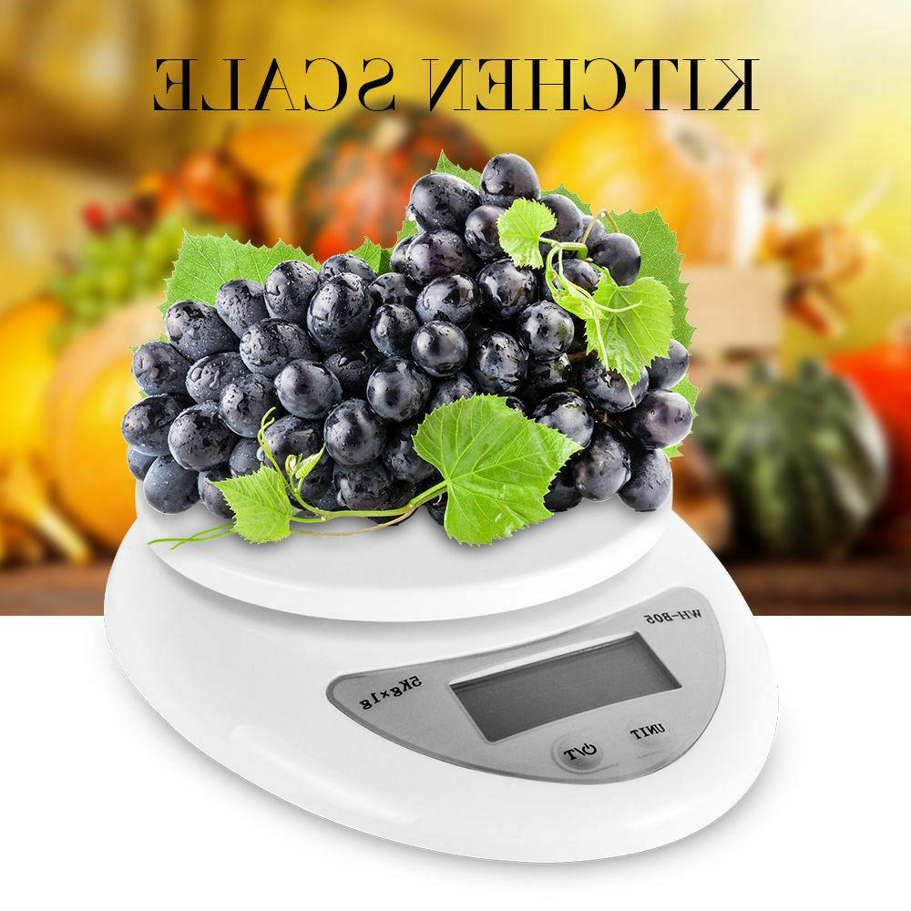 LCD Kitchen with 11LBS Weight Diet Food