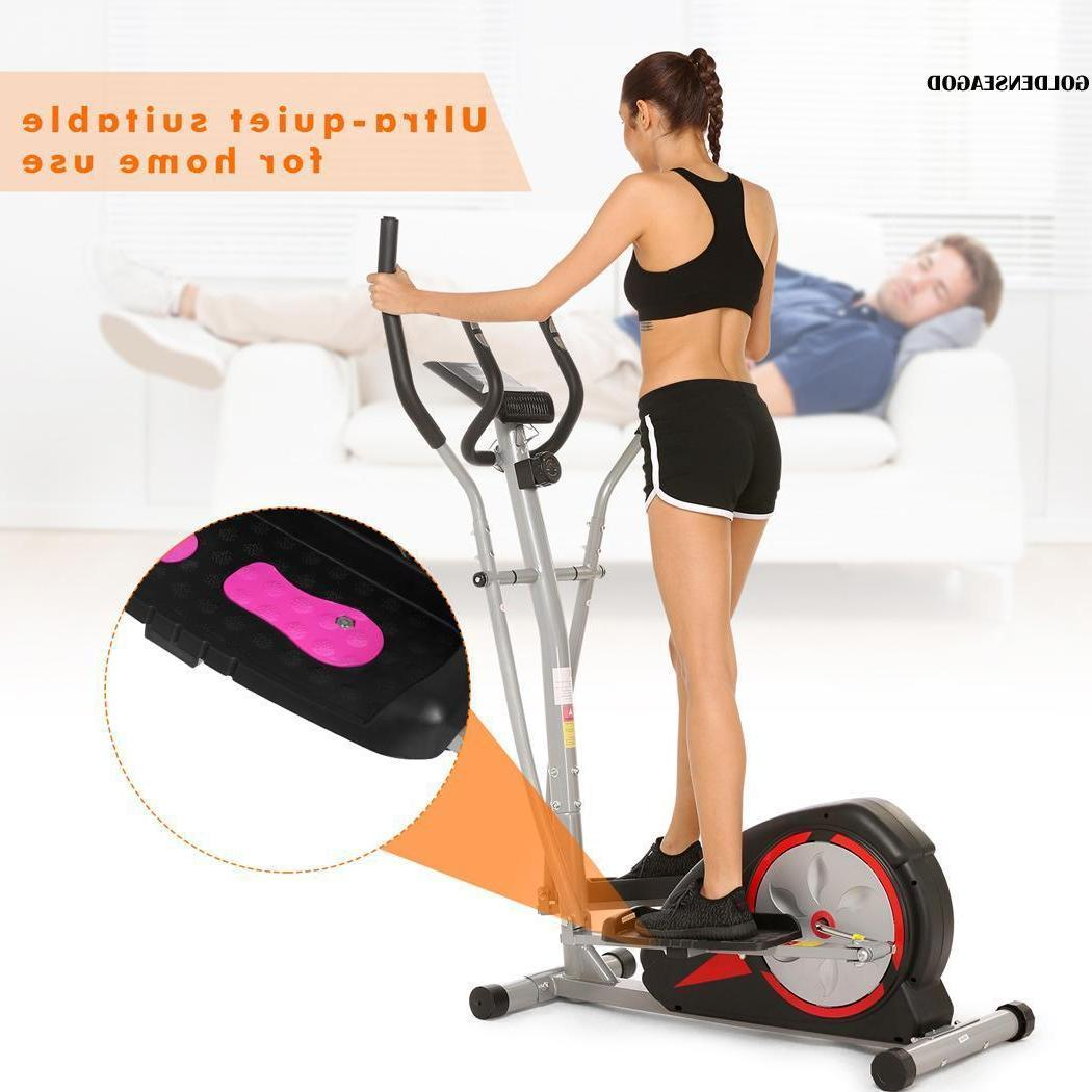 Magnetic Elliptical Trainer Home Office GDNG