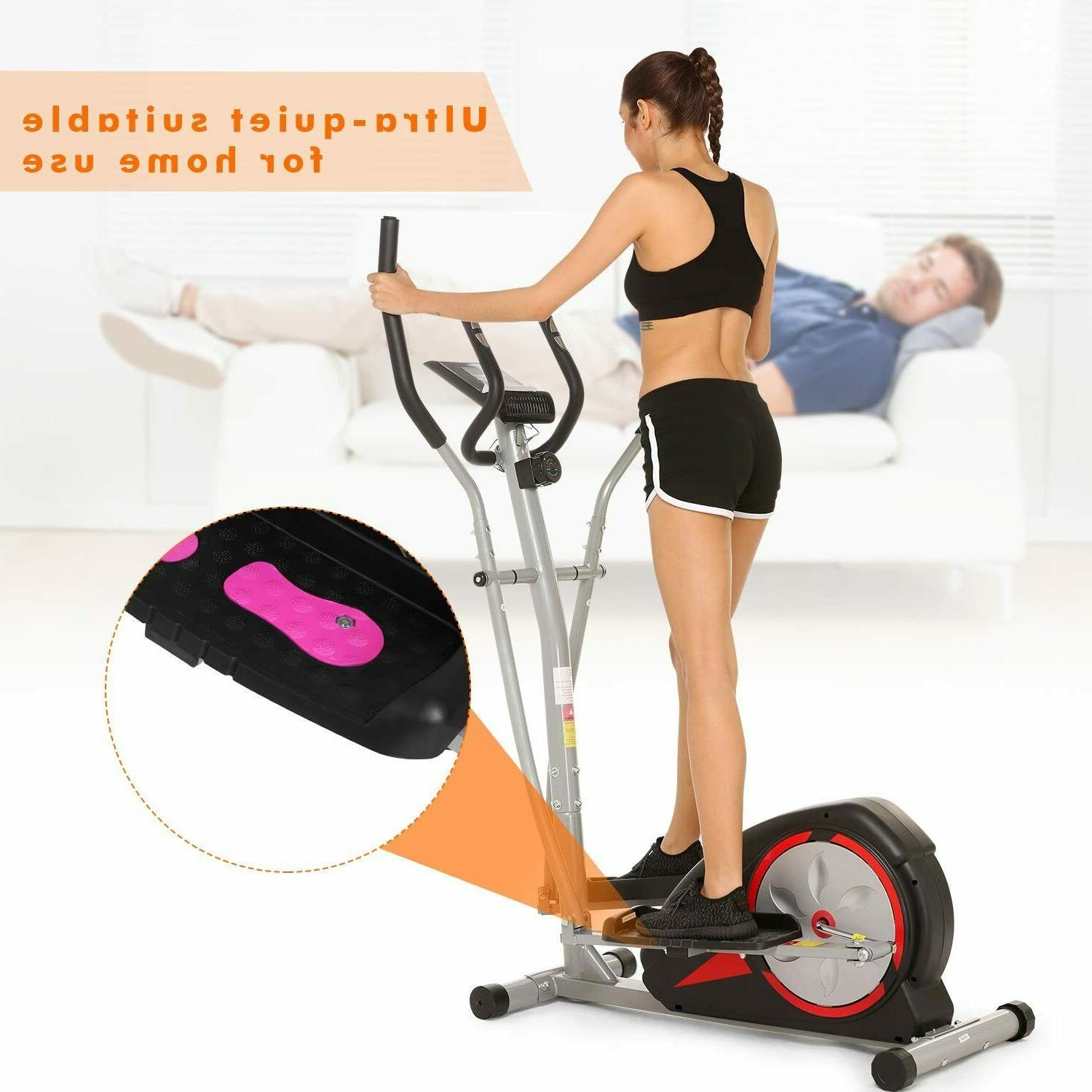 Magnetic Training Machine LCD Home Gym Workout