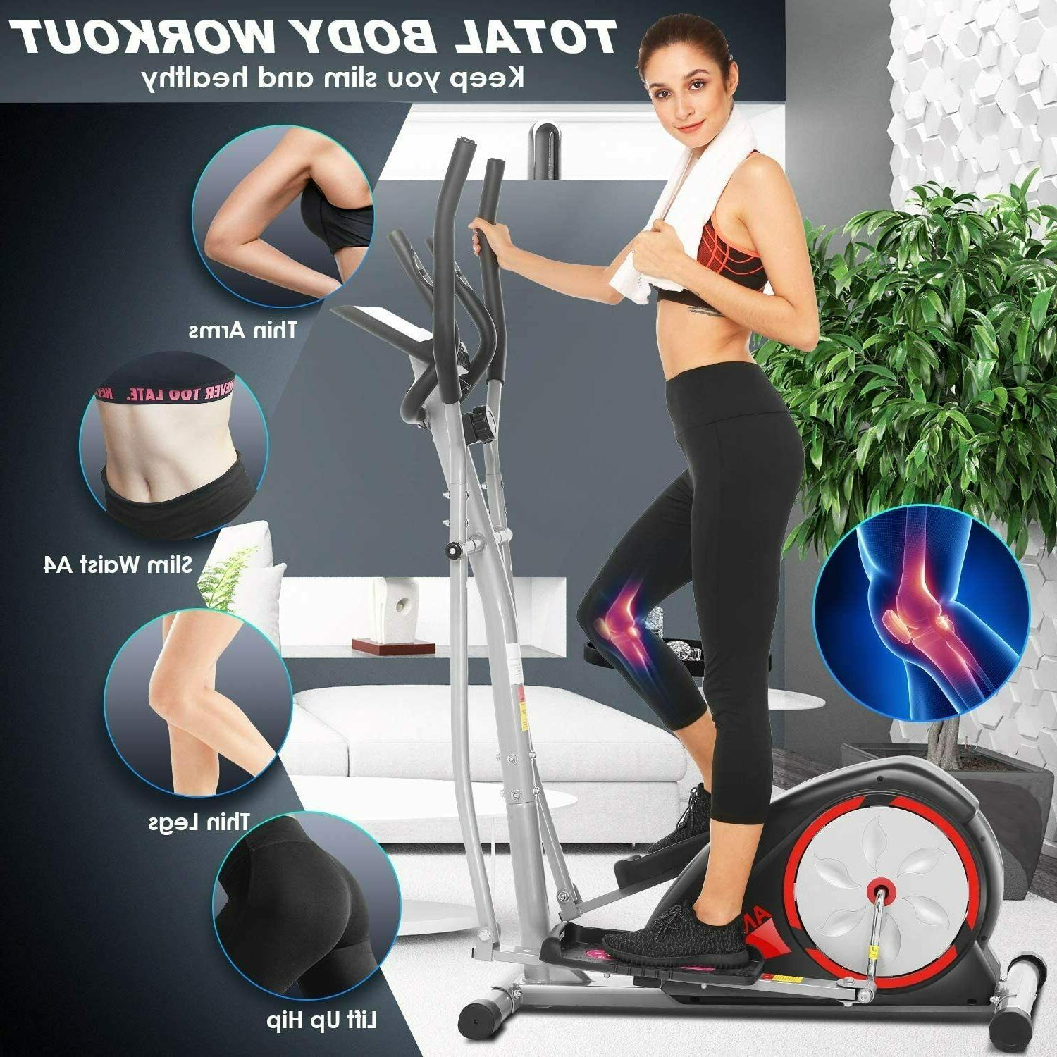 Magnetic Elliptical Machine Home