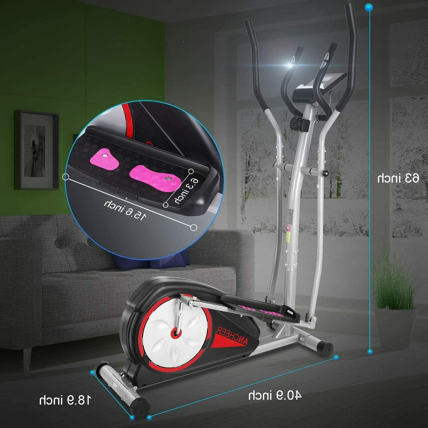 Magnetic Elliptical Machine with Home