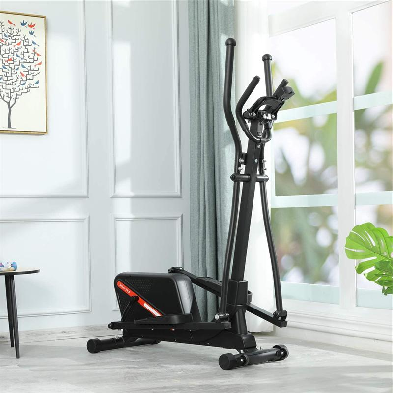 Magnetic Elliptical Cardio Black