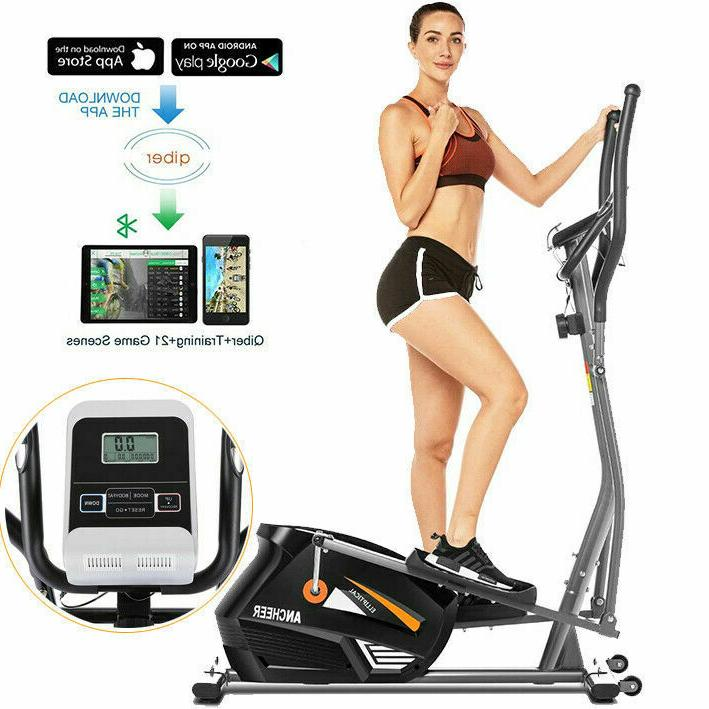 Powerful Trainer with Bluetooth