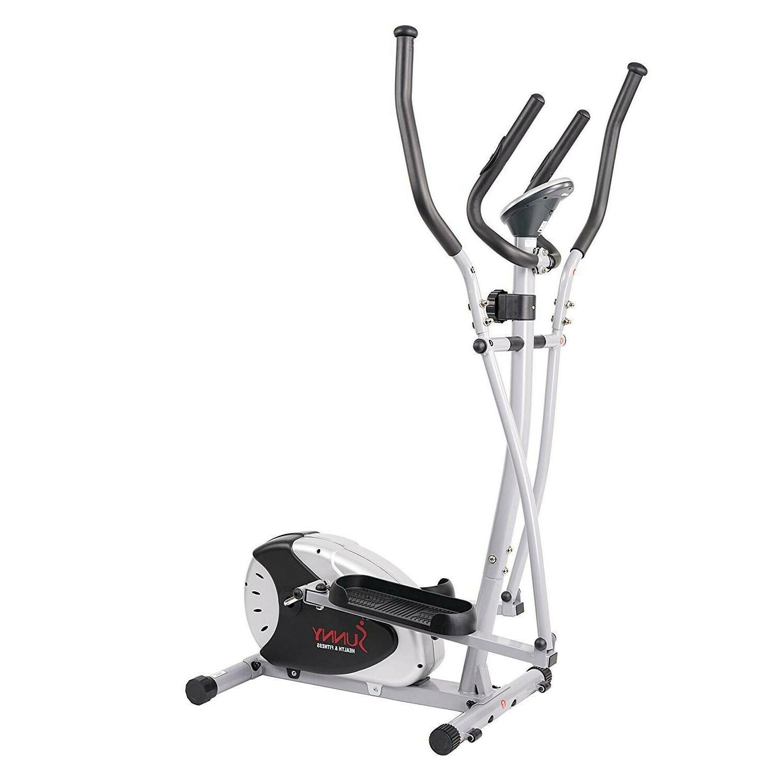 Magnetic Elliptical Machine Fitness Cardio Durable