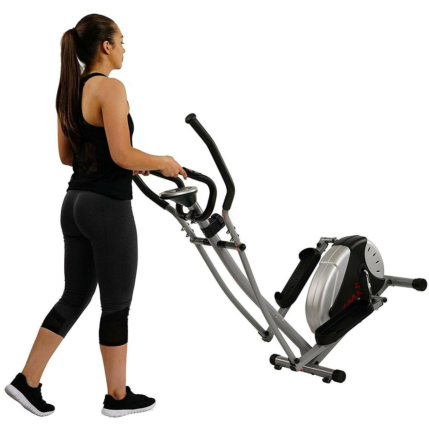 Magnetic Machine Trainer Fitness Compact Pro Cardio