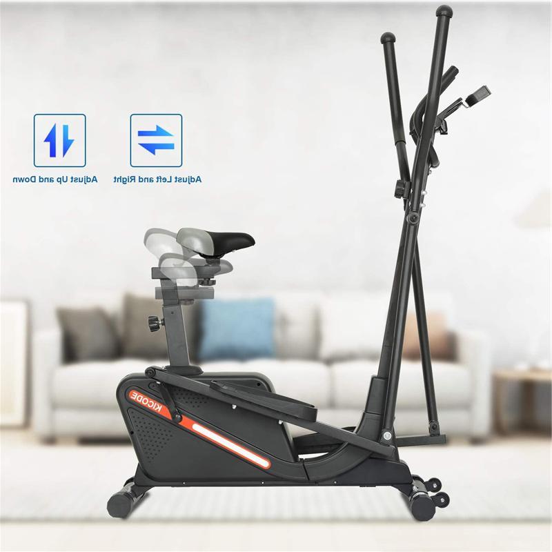 Elliptical Cardio Fitness Equipment Seat