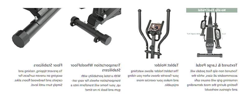 Elliptical Machine Equipment Adjustable Seat
