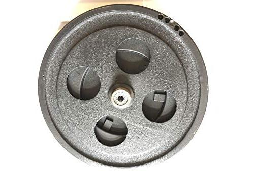 magnetic resistance eddy brake flywheel