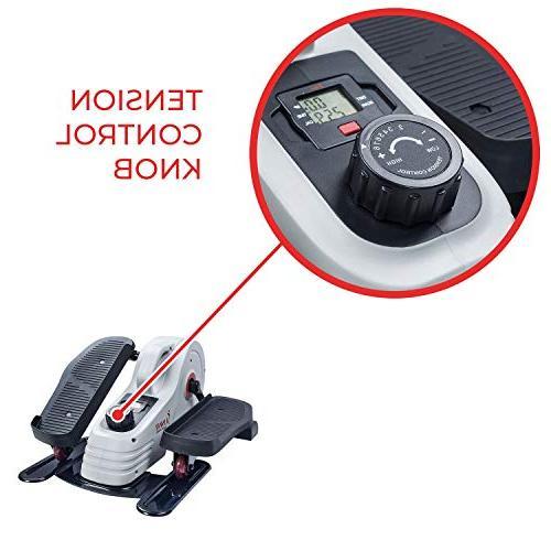 Sunny Fitness Magnetic Desk Elliptical Peddler