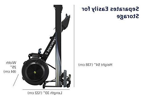 Concept2 Model D with PM5 Performance Rower