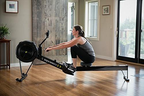 Concept2 Model D PM5 Monitor Rower Rowing