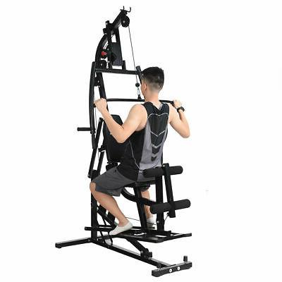 multifunctional fitness exercise equipment station workout m