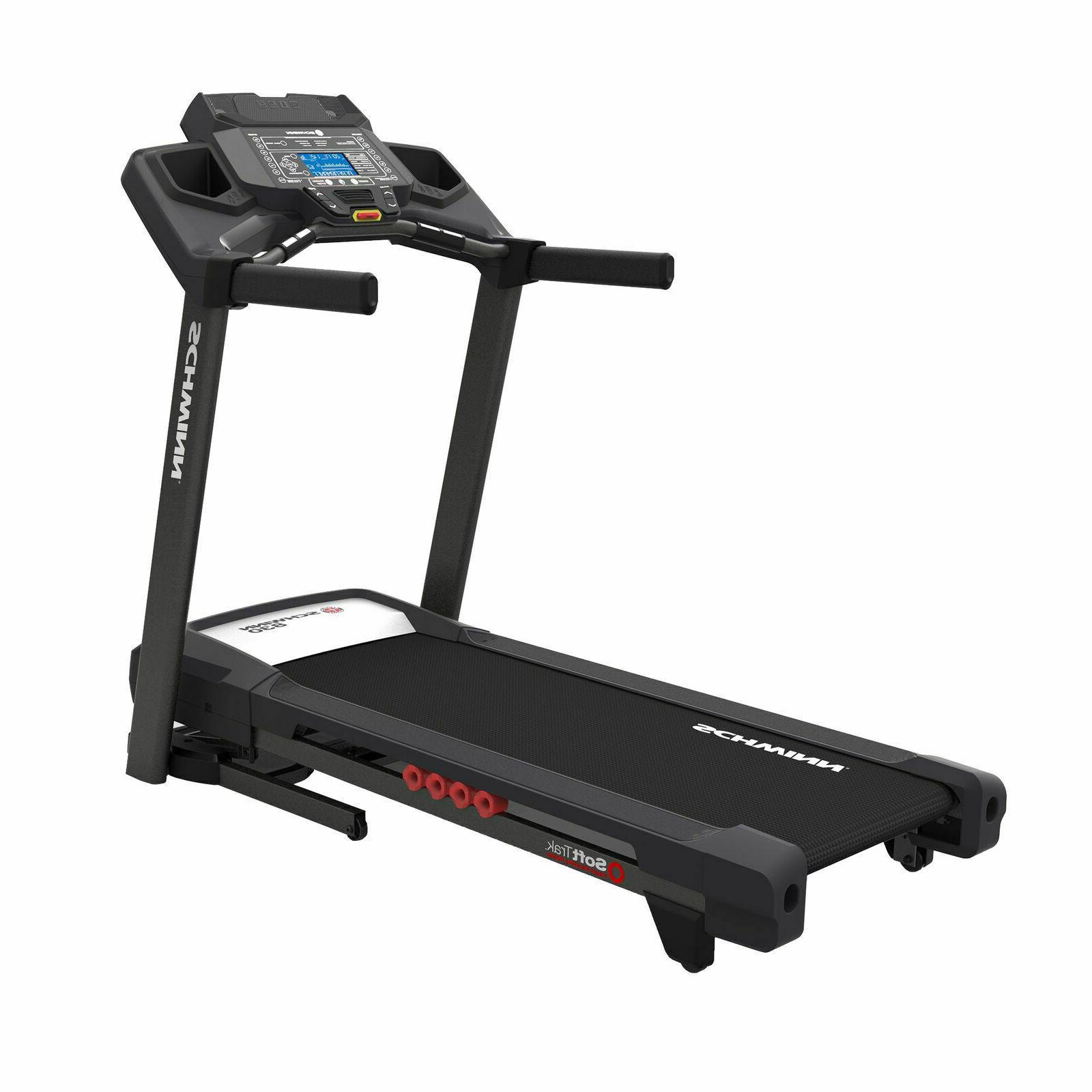 new 830 treadmill