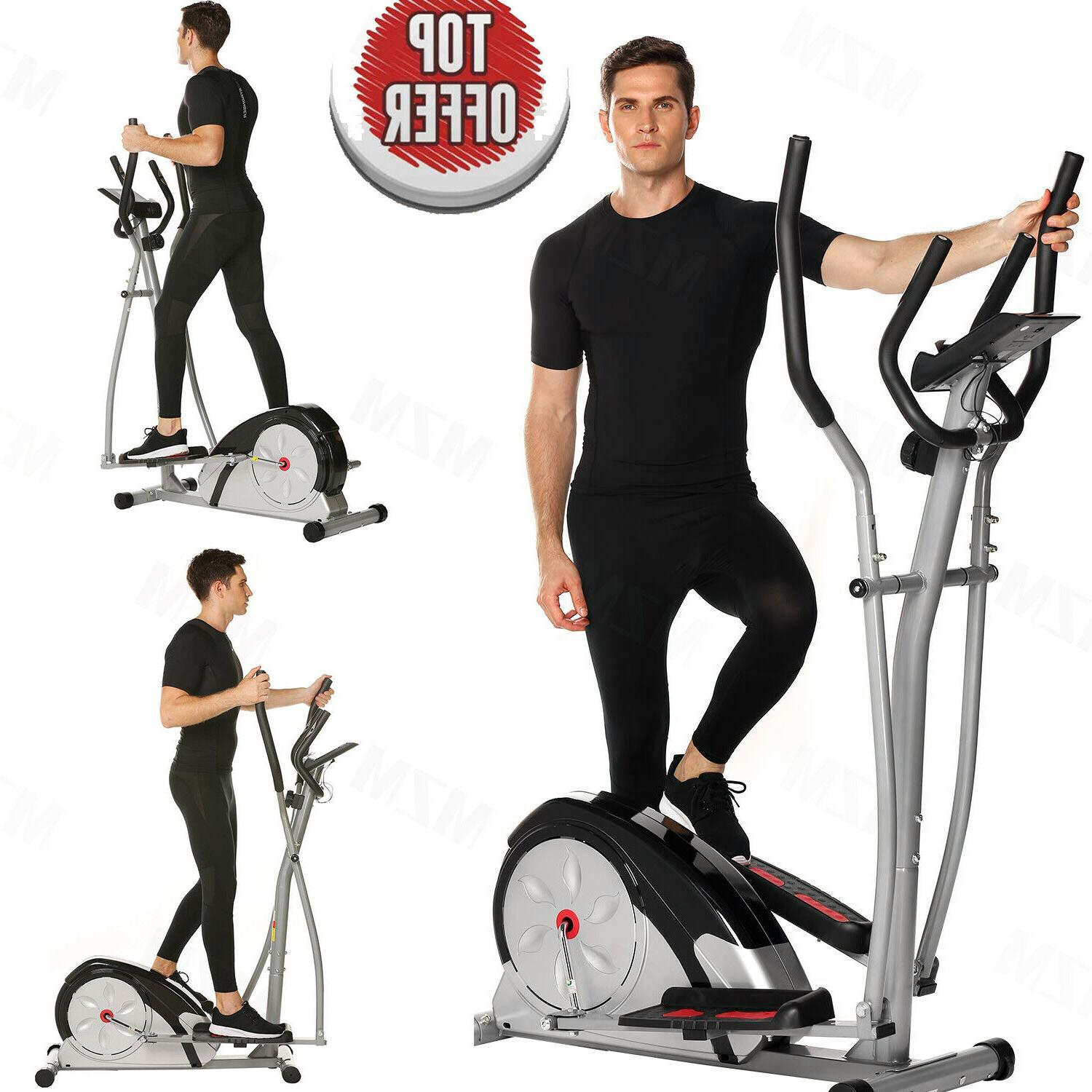 New Elliptical Machine, Resistance Workout