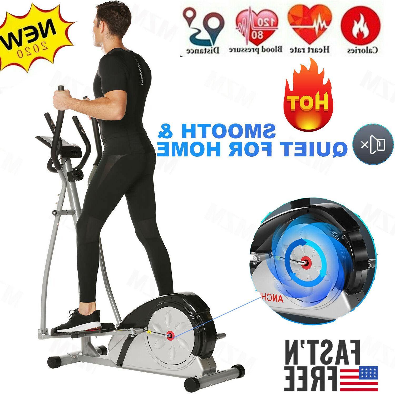 new elliptical machine 8 level resistance elliptical