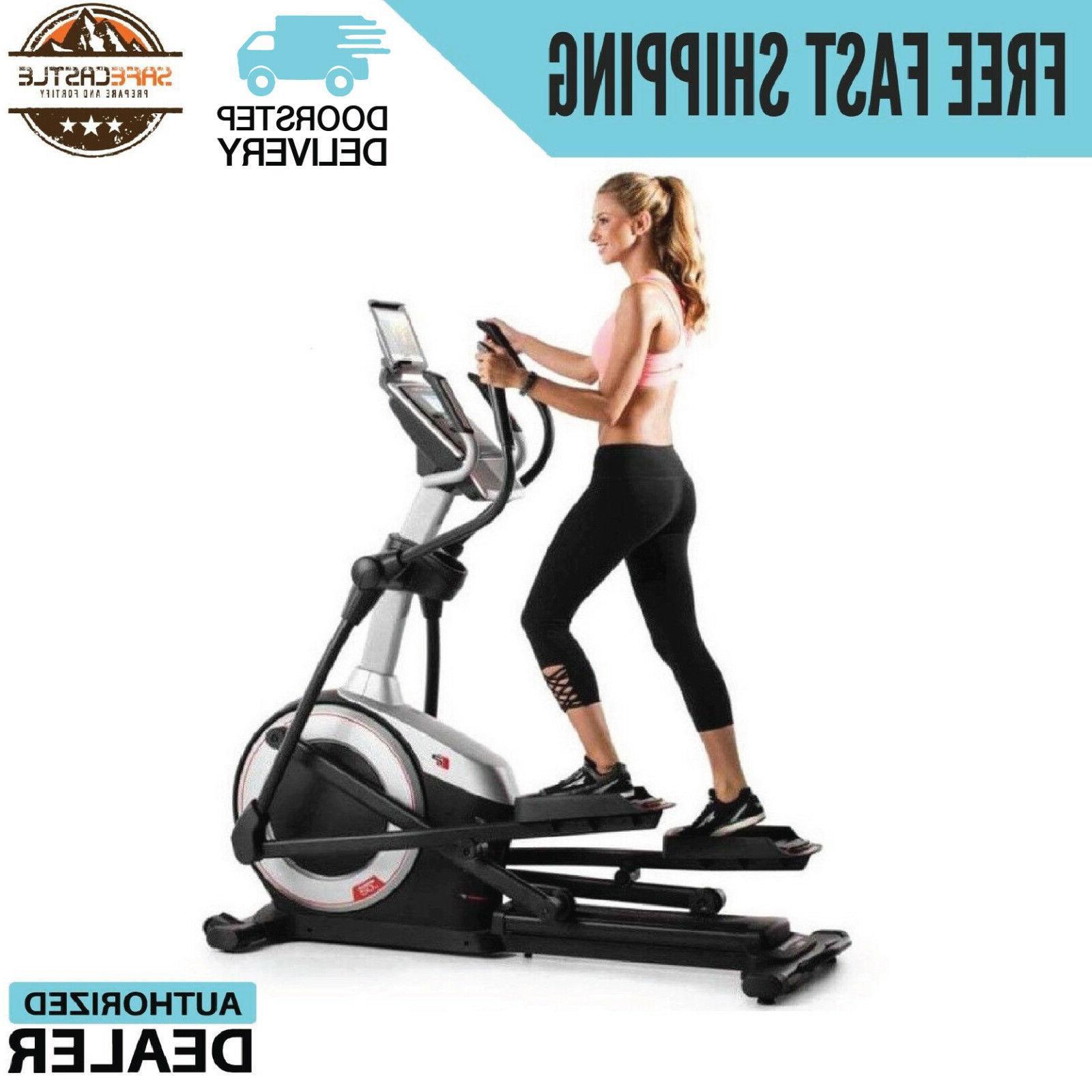new endurance 520 e elliptical 18 workout