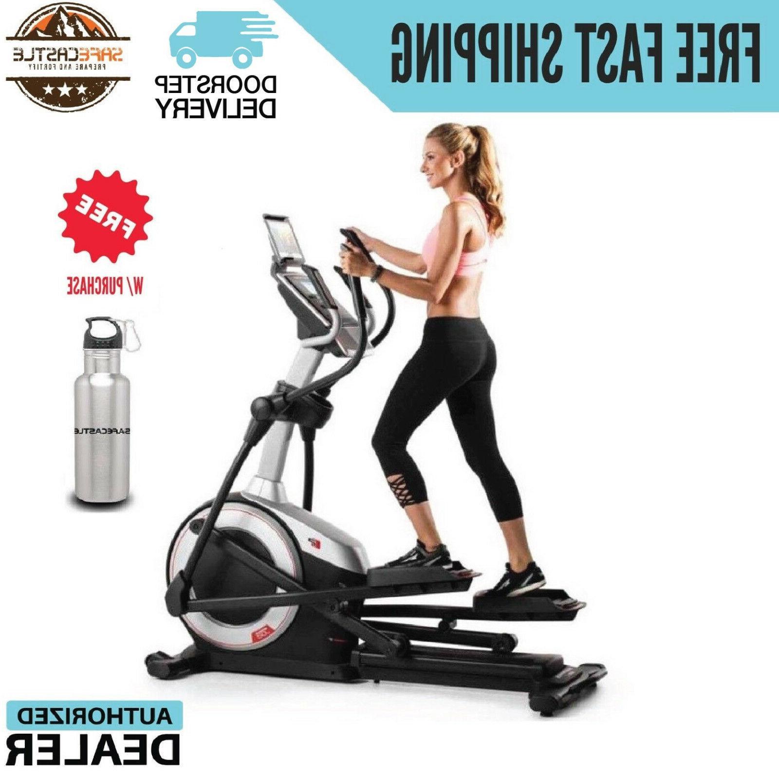 new endurance 520 e elliptical exercise machine