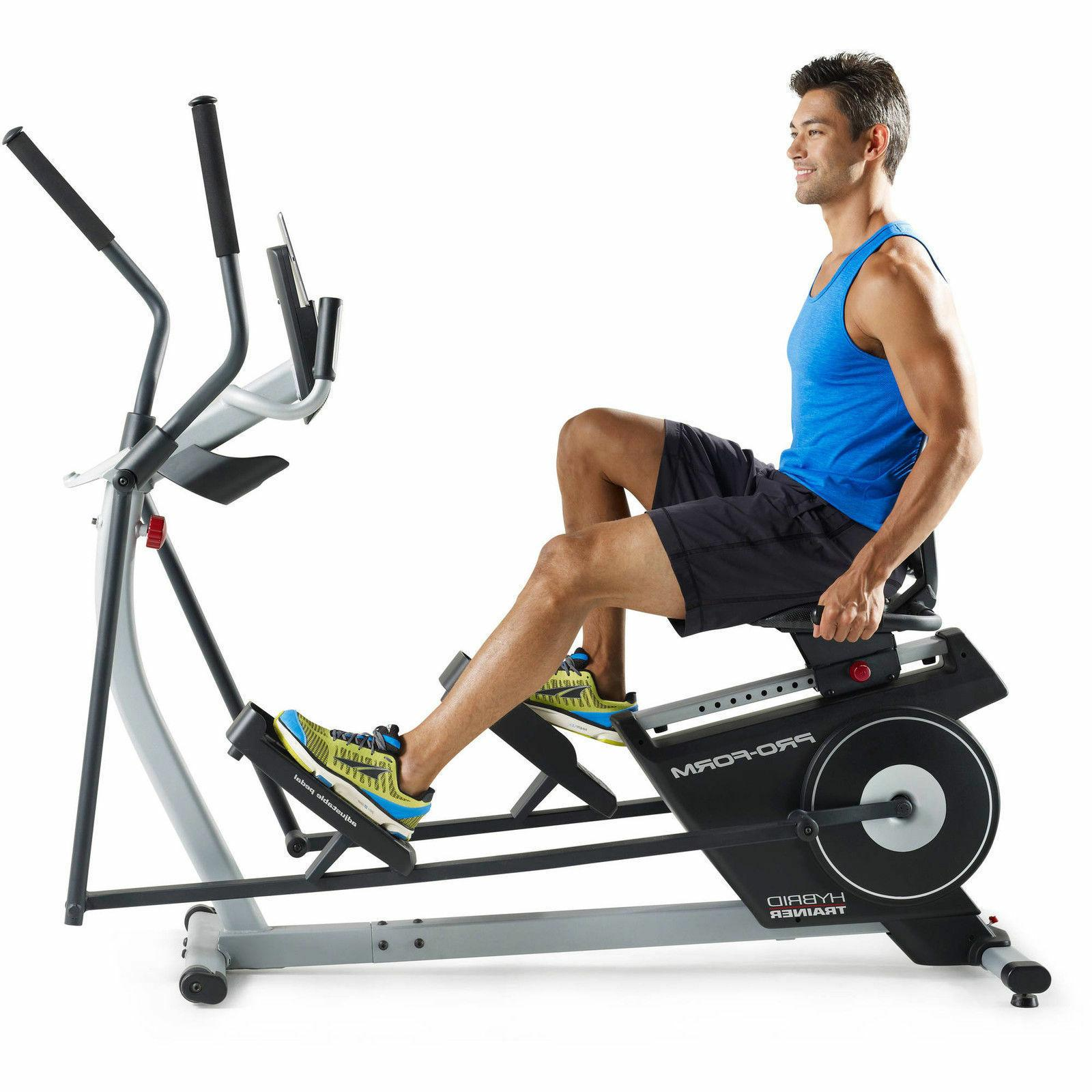 Elliptical Exercise Delivery