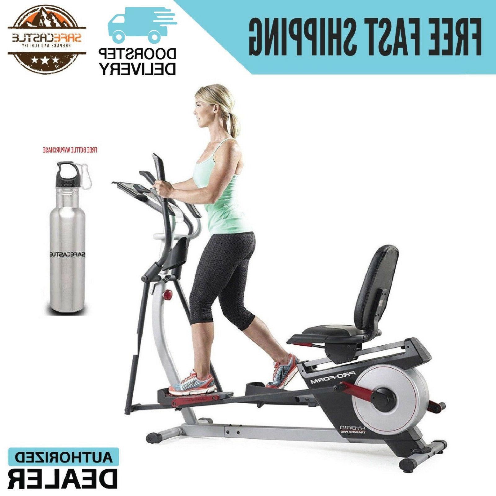 new hybrid trainer pro elliptical machine pfel05815