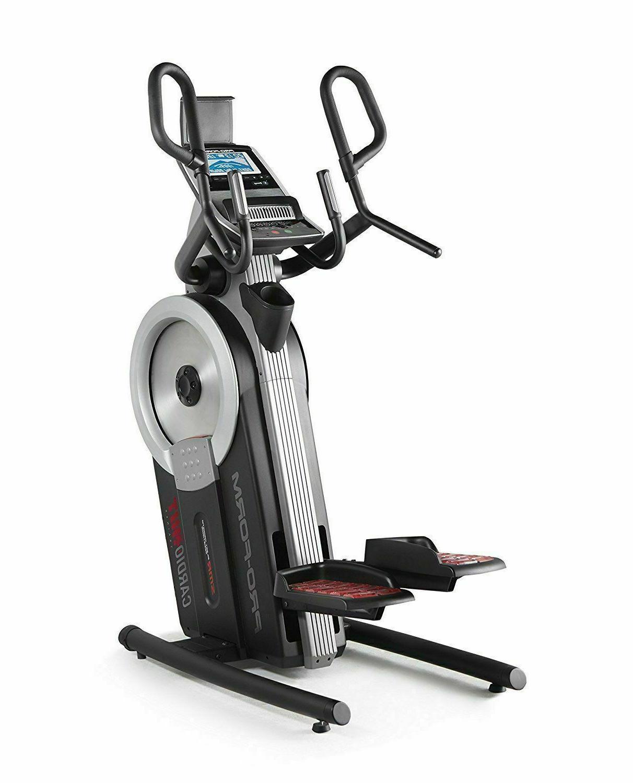 New Cardio HIIT Elliptical Trainer Exercise PFEL09915.4