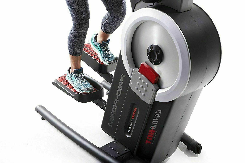 New Cardio HIIT Elliptical Exercise Machine