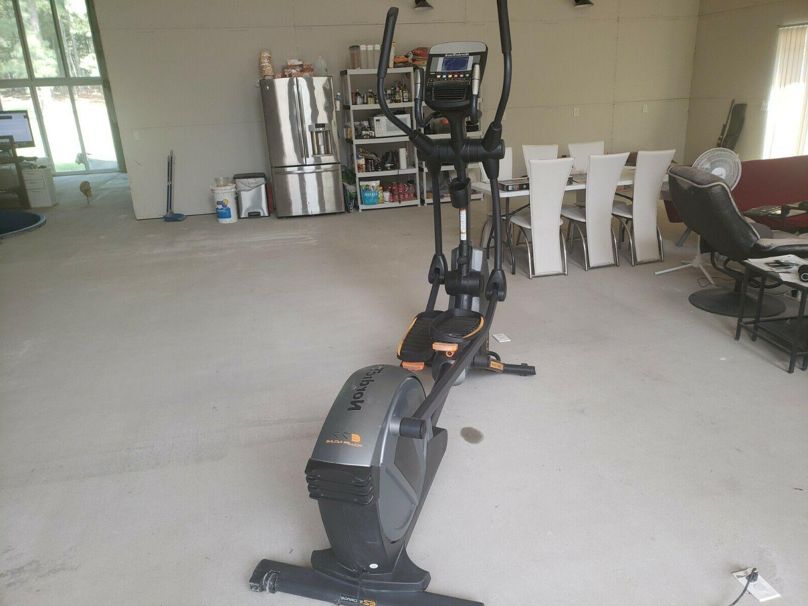 NEW USED NordicTrack E 7.7 Incline