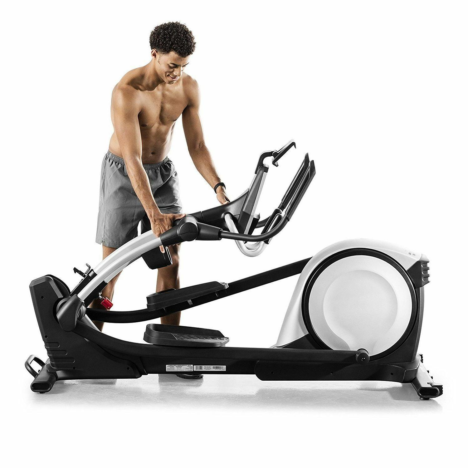 New Proform Smart 495 CSE Elliptical, Workout Machine