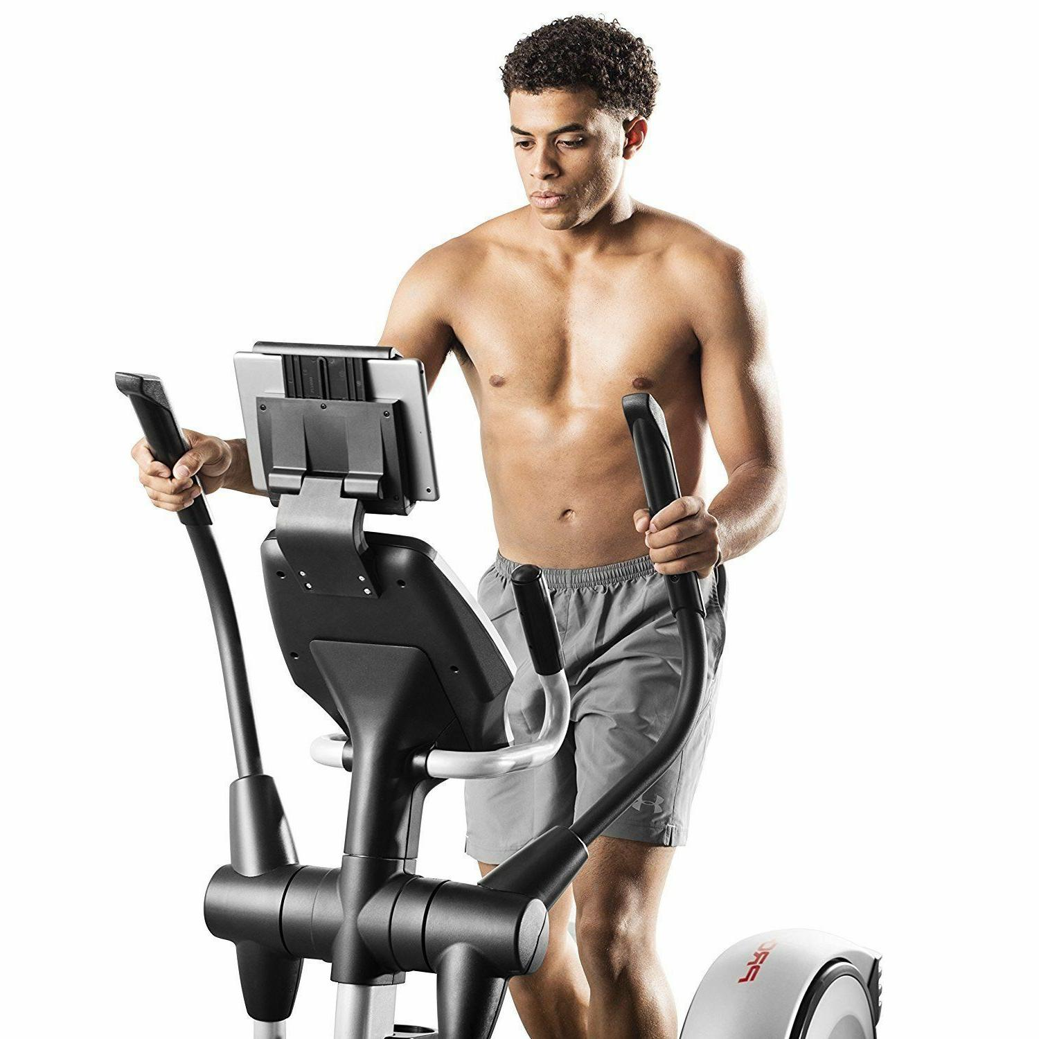 New Proform 495 CSE Elliptical, Machine