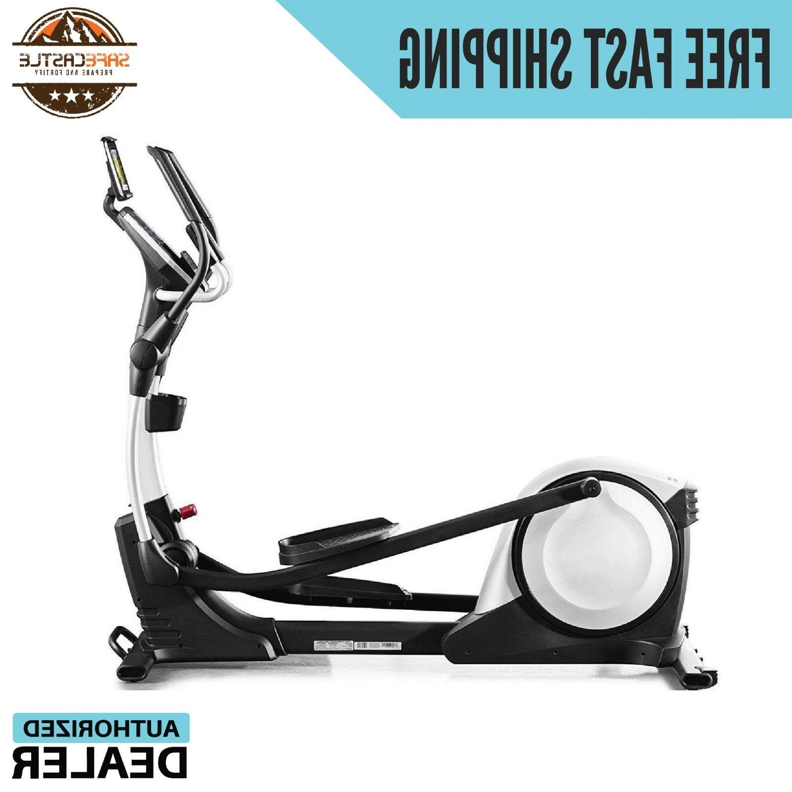 new proform smart strider 495 cse elliptical