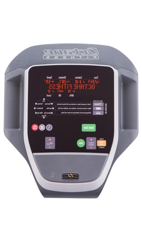 Octane XR6000 Recumbent Elliptical CrossTrainer Rehab