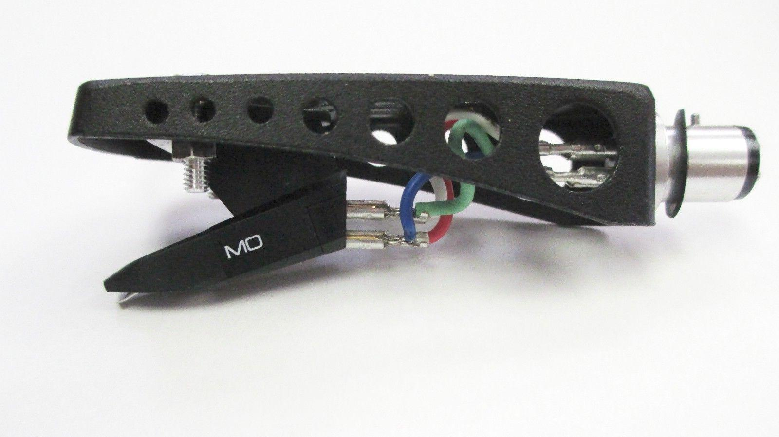ORTOFON OM 10 ELLIPTICAL HEAD SHELL FOR TECHNICS