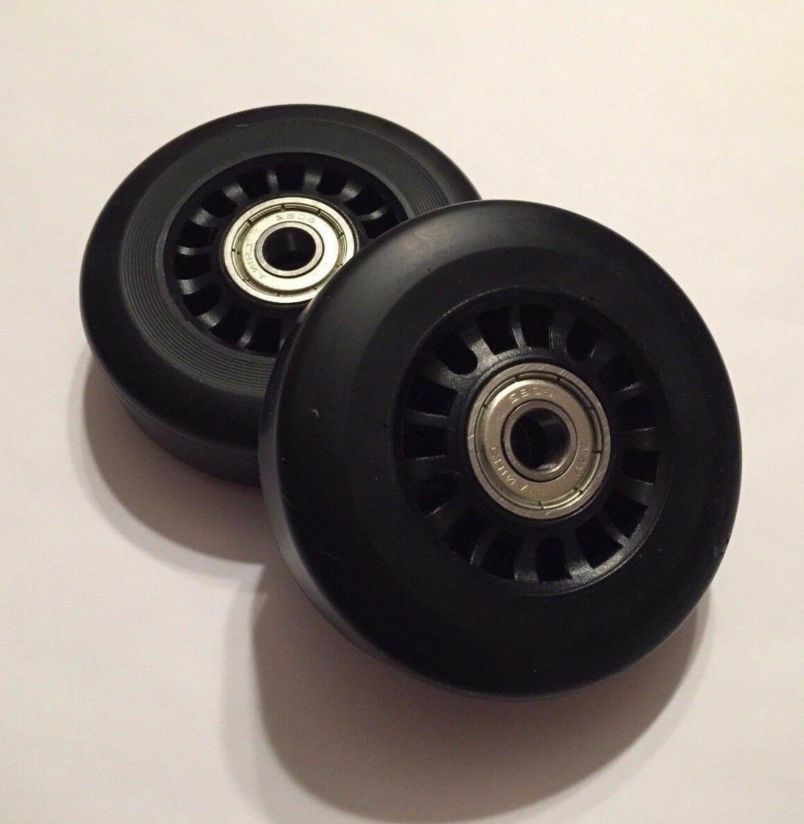 pair replacement ramp wheel roller 438