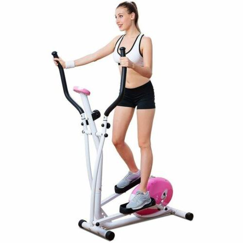 Pink Exercise Fitness Trainer Workout