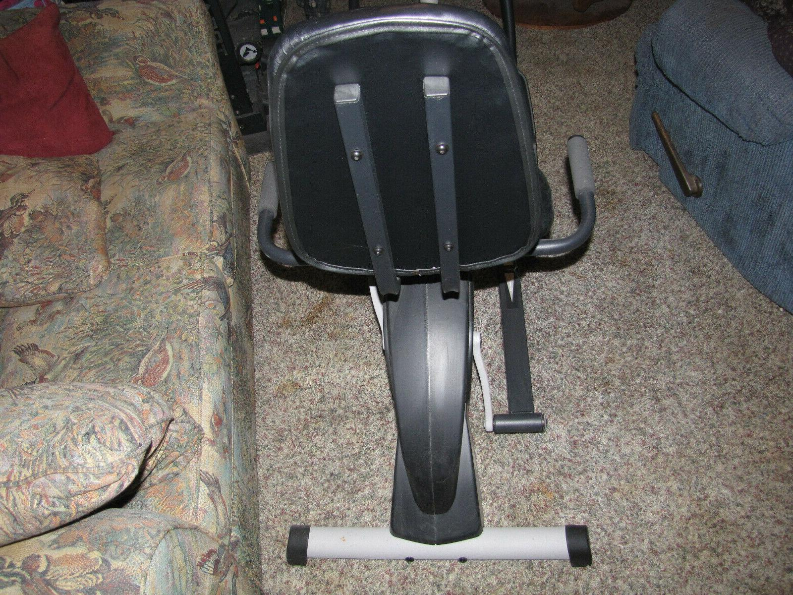 Pro-Form Model PFEL03812.3 - Recumbent Bike / Elliptical