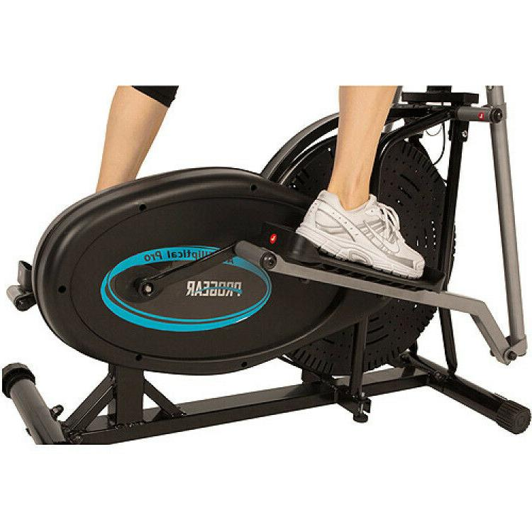 ProGear 300LS Capacity Air Elliptical with Heart Pulse