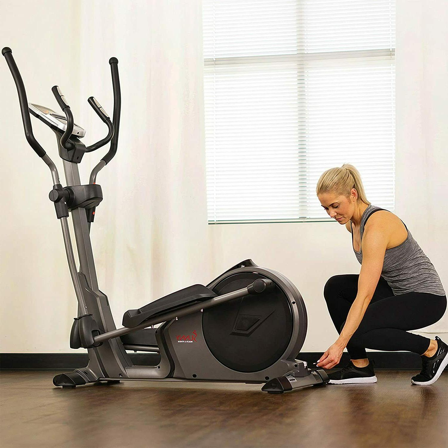 Programmable Cardio Trainer w/24 Programs-Delivered apx 5-10 days