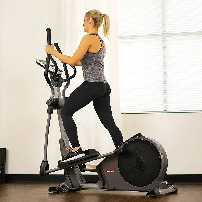 programmable cardio elliptical trainer w 24 programs
