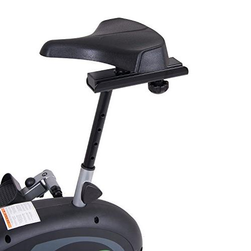 Body and Bike with Seat Easy Computer / in 1 Cardio Office Fitness Workout BRD2000