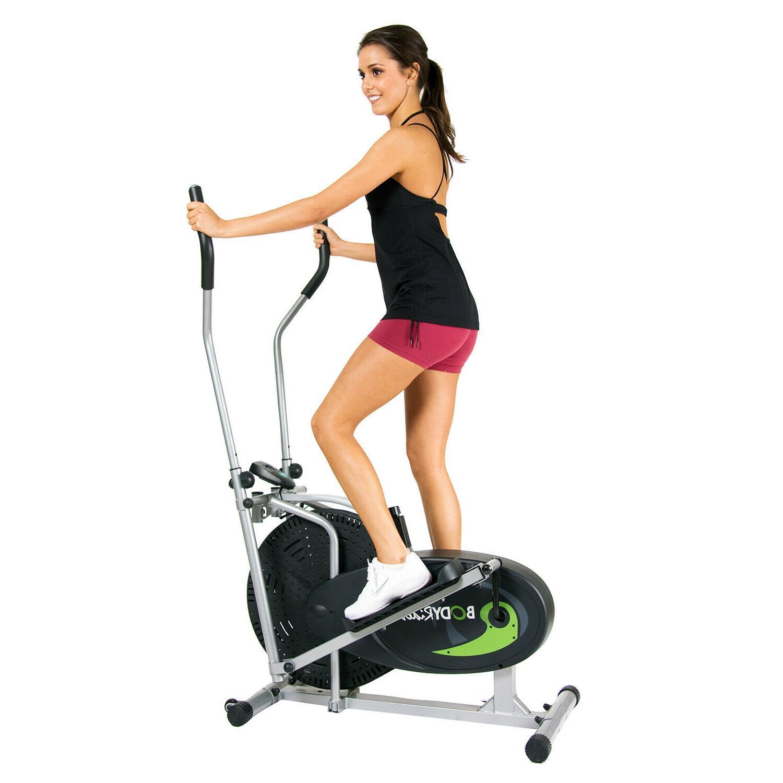 rider fan elliptical trainer