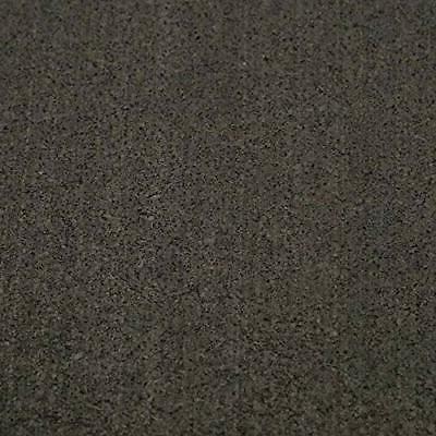 Rubber-Cal Elliptical Heavy Duty Floor 4 x Black