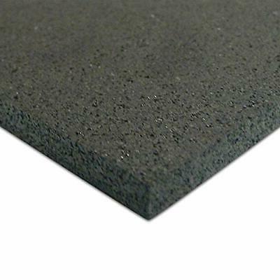 Rubber-Cal Heavy Floor 3/16-Inch 4 6.5-Feet