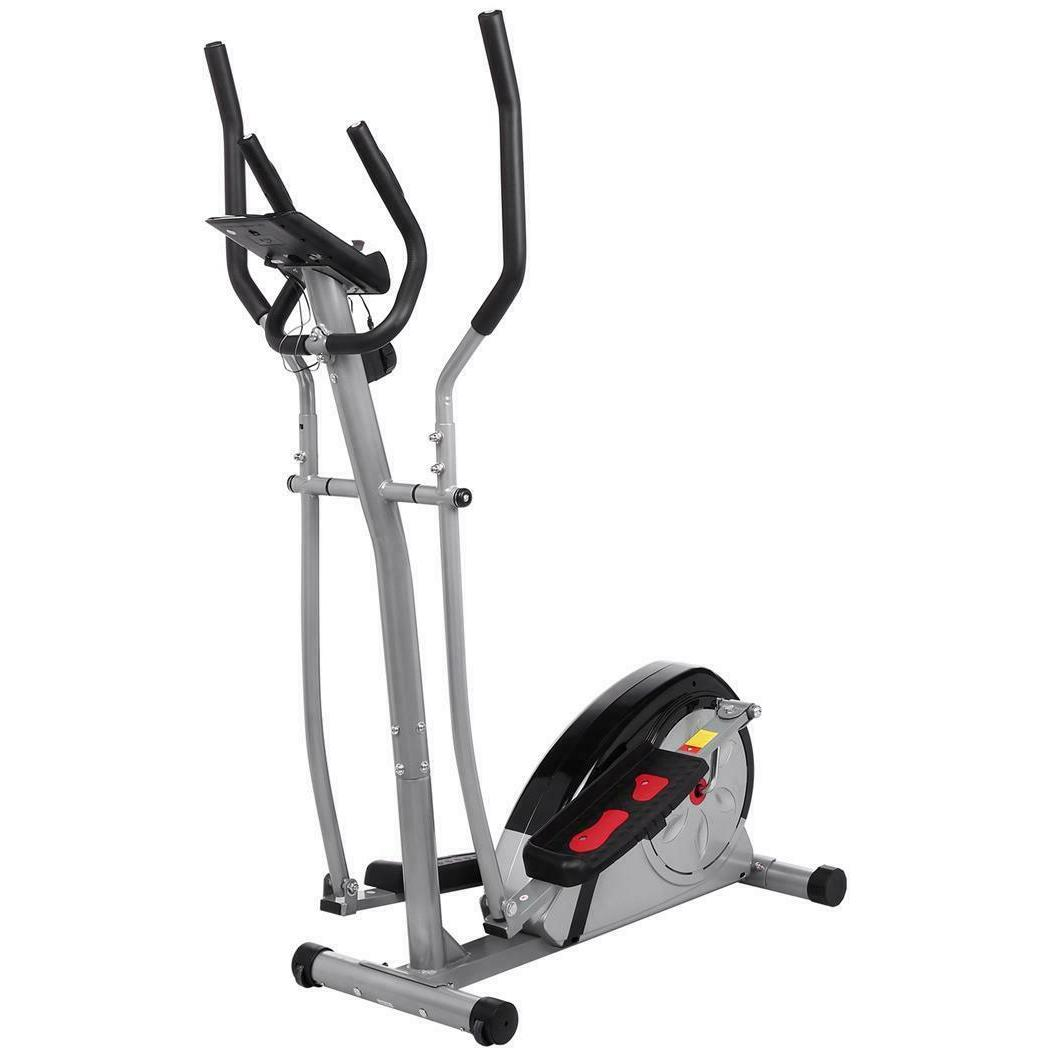 Magnetic Elliptical Fitness Exercise Equipment Gym Workout
