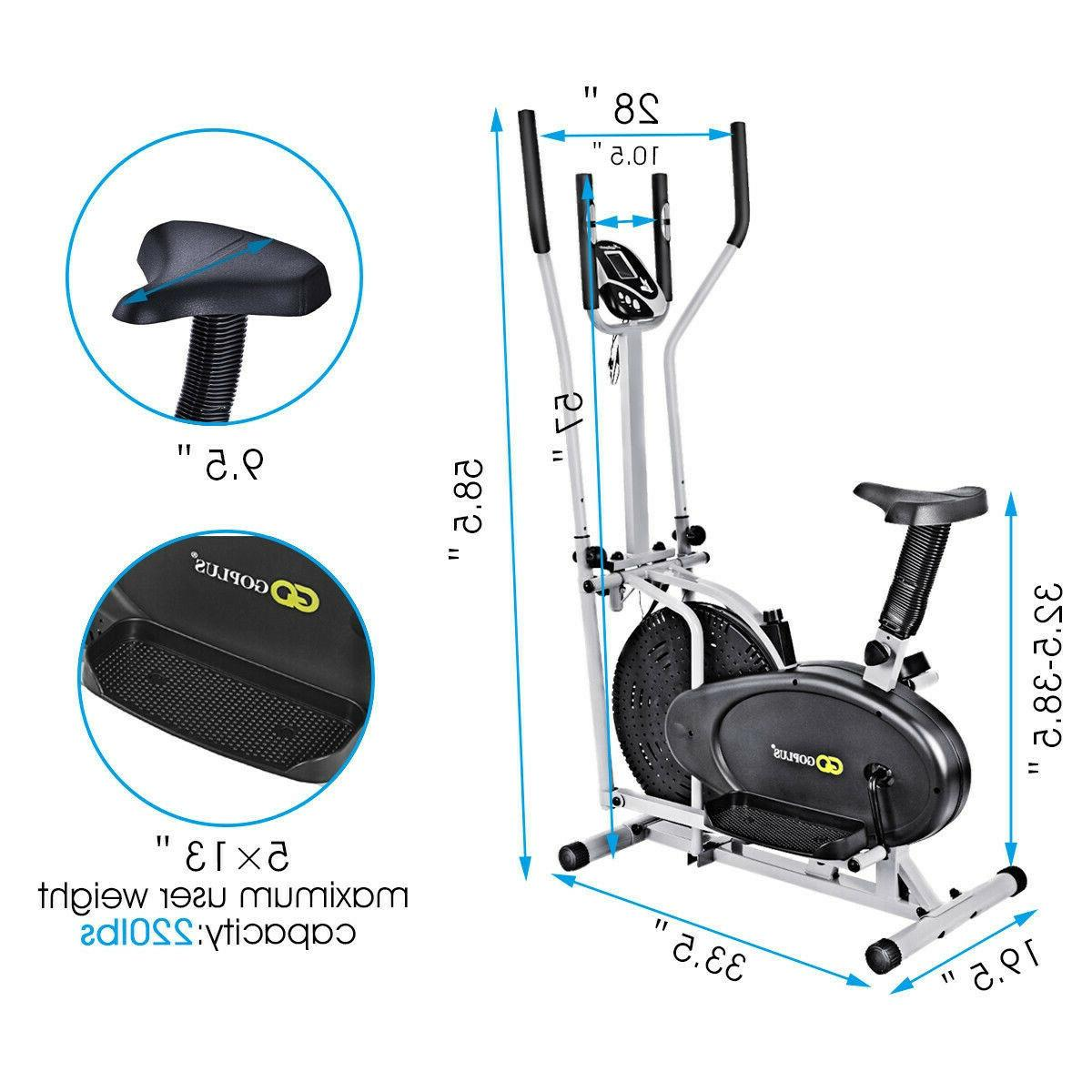Fan Trainer Exercise Home Gym