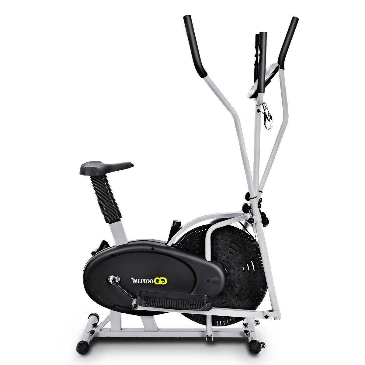 2 in Bike Training Exercise Fitness Dual