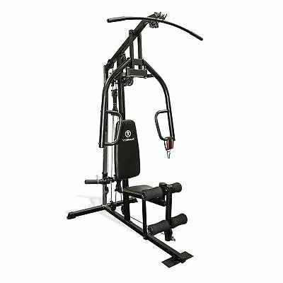 Marcy Free Weight Strength Training Home Exercise Workout Gy