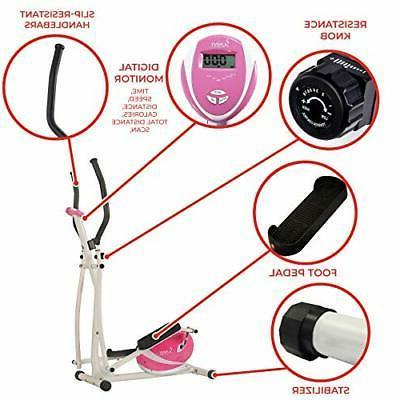 Sunny Health P8300 Trainer Elliptical